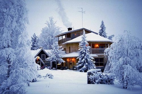 christmas-holiday-house-lovely-snow-Favim.com-125314