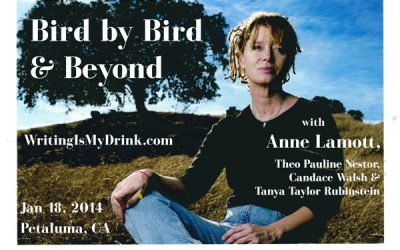 Bird by Bird & Beyond |Workshop with Anne Lamott