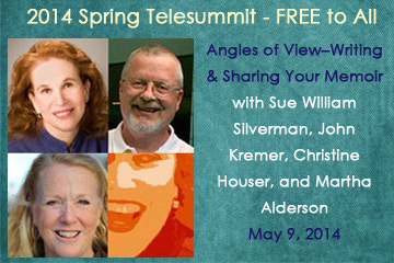 Spring 2014 NAMW Memoir Telesummit |Angles of View