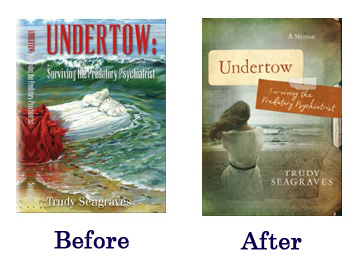 Undertow Before and After