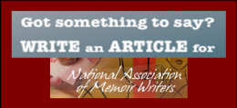 Write for NAMW